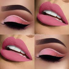 13 showy eye and lip face beat looks which every makeup freak should copy