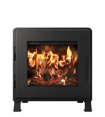 nova small wood burning stove