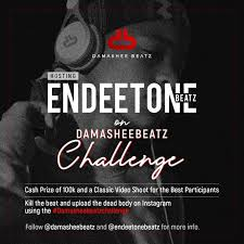 Win 100,000 Naira And A Classic Video Shoot On Damasheebeatz And ...