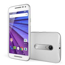 Motorola Moto G 4G (Gen 3) 8GB wit ...