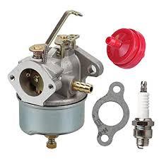 Amazon.com: 632230 632272 Carburetor with Spark Plug Fuel Filter for ...