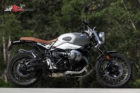 2017 bmw r ninet scrambler bike review