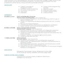 Customer Service Supervisor Resume Delectable Hvac Supervisor Resume Sample Samples Simple Free For Technician