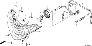 cbr250 wiring diagram wiring diagram schematics 92 96 Honda Civic Alternater Wiring Schematics 2013 honda cbr250r headlight parts best oem parts diagram for 2013 cm250 wiring diagram cbr250 wiring diagram
