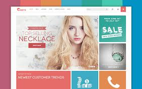 Small Picture 20 Crafty Ecommerce Website Templates for Your Handmade Business