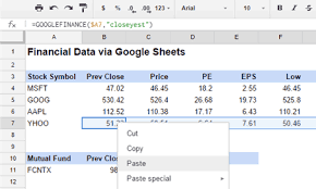 Stock Quotes Google Adorable Stock Quotes Google Entrancing Stock Quotes Google Sheets Formulas