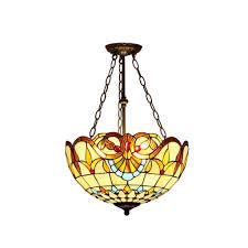 Kronleuchter Glasmalerei Lampenschirm Heimwerker Warme Farbe Nach Hause Kronleuchter 3 Lampe Kronleuchter 12563 Eur Kdv