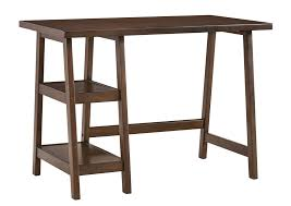 small desk for home office. Lewis Medium Brown Home Office Small Desk,Signature Design By Ashley Desk For E