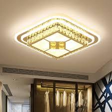 wide led living room ceiling light