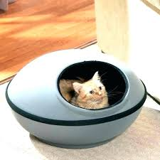 self warming cat bed home and furniture minimalist outdoor heated cat bed of k h pet products