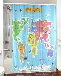 kid shower curtains kid shower curtains target