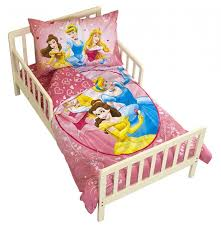heart of a princess 3 piece toddler bedding set