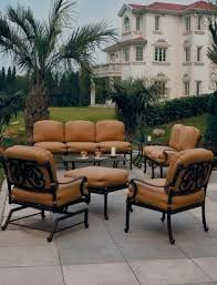 hanamint outdoor furniture st collection hanamint patio furniture replacement cushions