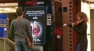Interactive Vending Machines Awesome An Interactive CocaCola Vending Machine Sends You On A 48 Mission