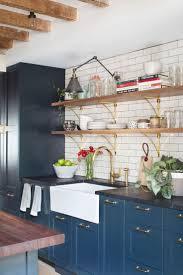 Dark Blue Kitchen Cabinets Navy Blue Kitchen Cabinets Design Porter