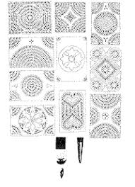 Tin Punch Patterns Extraordinary Tin Punch Tools Patterns For The DoItYourselfer