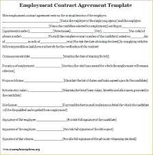 Nanny Agreement Contract | Nfcnbarroom.com