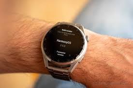Huawei Watch 3 Pro review - GSMArena ...