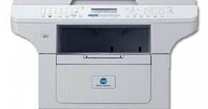 Centro de descargas para los productos de konica minolta. Konica Minolta Bizhub 20 Printer Driver Download