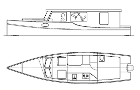 small wooden boats plans