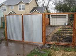 metal fence panels home depot. Corrugated Metal Fence Panels Home Depot With Well Made Wooden Wellmade Decorating Doors And Design