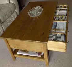 john lewis grove coffee table with cd dvd storage drawer