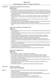Office Coordinator Resume Sample Executive Coordinator Resume Samples Velvet Jobs 16