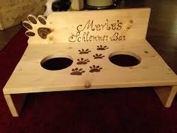 diy pallet dog bowl stand wooden dog bowl stand recycled pallet dog bowl stand wooden dog feeder stands