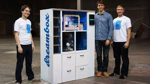 Printing Vending Machine Extraordinary 48D Printing Coming To Vending Machine Near You