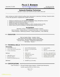 Technical Support Specialist Resume Templates Networking Resume