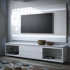 Tv Stand Designs For Living Room Tv Stands Contemporary White Floating Tv Stand Design Ideas