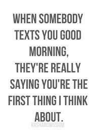 A Good Morning Text Quote Best of Morning Text Quotes Photo New HD Quotes