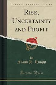 risk uncertainty and profit clic reprint by frank h find this pin and more on book cover