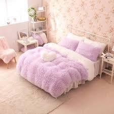 pink velvet bedding little princess themed bedroom with girls cashmere wool velvet girls bedding queen size purple white pink velvet bed set