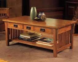 Mission style coffee table is the table designed for those who like to drink coffee. Craftsman Coffee Table Mission Style Furniture Solid Oak Coffee Table Coffee Table Plans