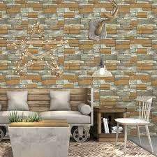 High Quality 3d Brick Wall Paper ...