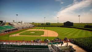 Field of Dreams ballpark in Iowa