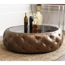 best round leather coffee table fresh on style home design modern home tips latest round leather coffee table best images about leather coffee decorating