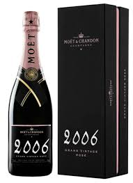 moët et chandon grand vine rose chagne think liquor