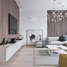 cheap minimalist living room