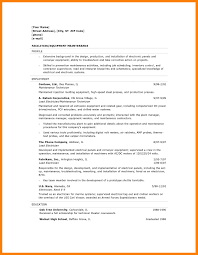 Electrical Maintenance Supervisor Cover Letter