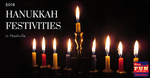 2018 hanukkah festivities and celebrations in nashville