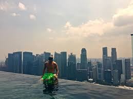 infinity pool singapore. Hotel With The Worlds Best Infinity Pool Singapore