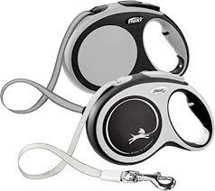 FLEXI New Comfort Retractable Dog Leash (Tape ... - Amazon.com