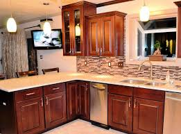 Nice Charming Granite Kitchen Countertops With Backsplash Granite. Kitchen  Backsplash Ideas With Granite Countertops Nice Look