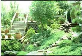Small Picture Gardening on Steep Slopes Mississippi State University Extension