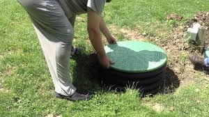 septic tank lid replacement. Simple Septic How To Install A Septic Tank Riser And New Lid Yourself  Easily YouTube Throughout Septic Tank Lid Replacement O