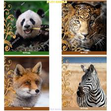 <b>Action Тетрадь Animals</b> клетка А5 48 листов - Акушерство.Ru