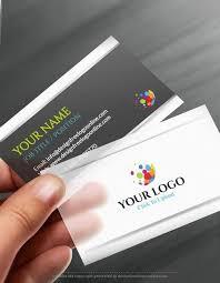 Online Busines Card Online Business Card Maker App 3d Silver Business Card Template