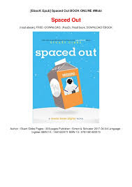 Spaced Online Ebook Epub Spaced Out Book Online Mobi